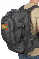 Тактический удобный рюкзак с эмблемой Погранвойск