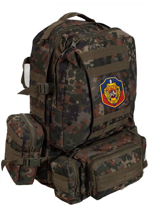 Тактический удобный рюкзак с нашивкой УГРО - купить в подарок