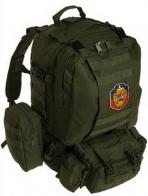 Тактический универсальный рюкзак УГРО US Assault