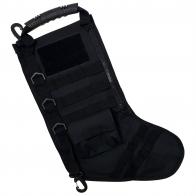 Тактический утилитарный носок MOLLE (черный)