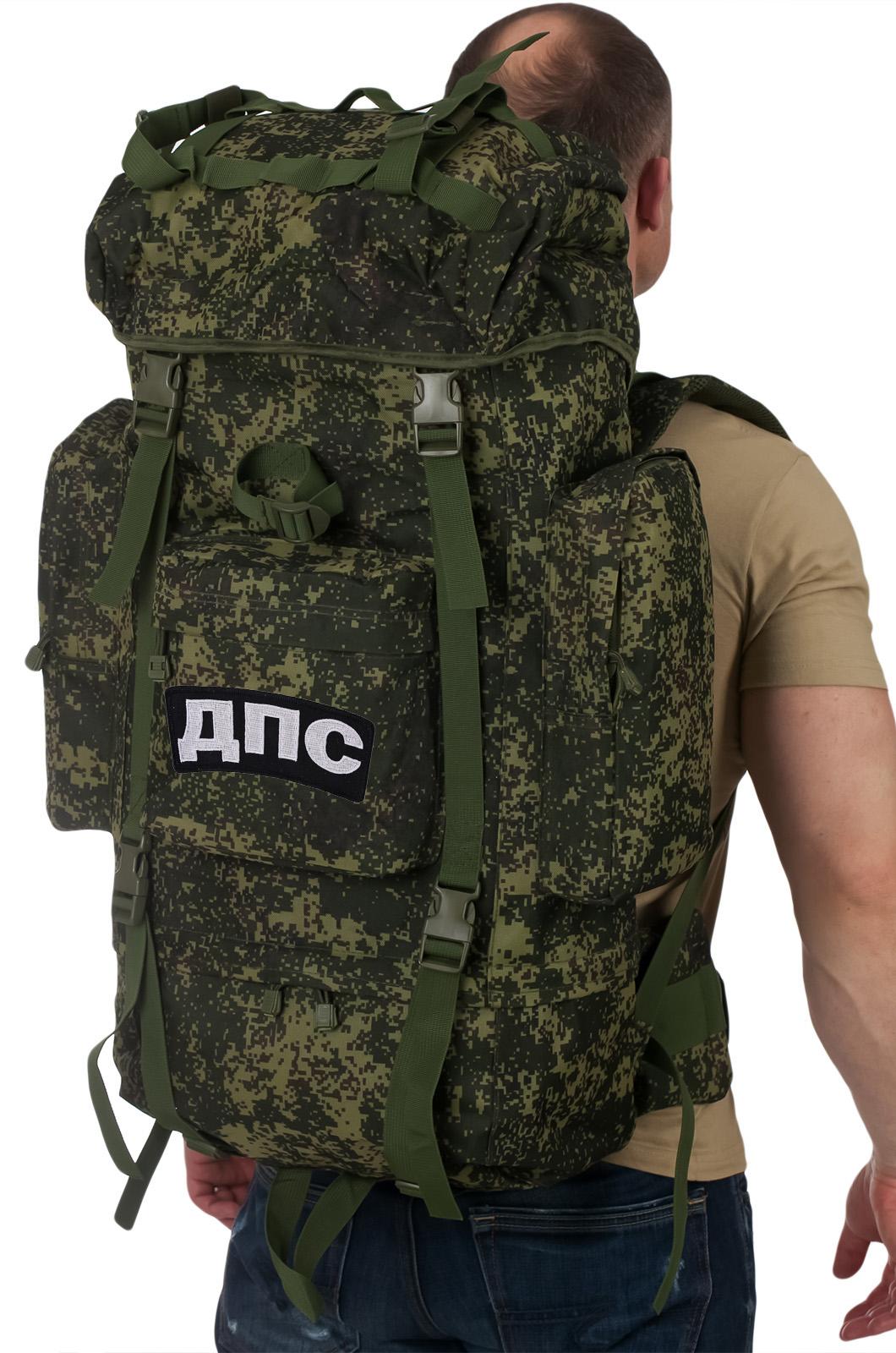 Тактический вместительный рюкзак для ДПС - заказать онлайн