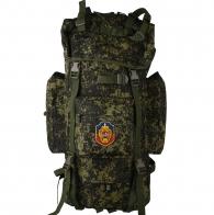 Тактический вместительный рюкзак с нашивкой УГРО - заказать онлайн