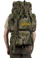 Тактический вместительный рюкзак с нашивкой ВМФ - купить выгодно