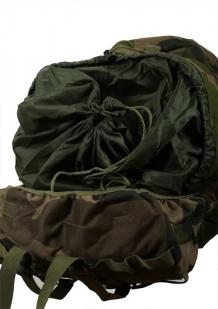 Тактический вместительный рюкзак с нашивкой ВМФ - купить в подарок