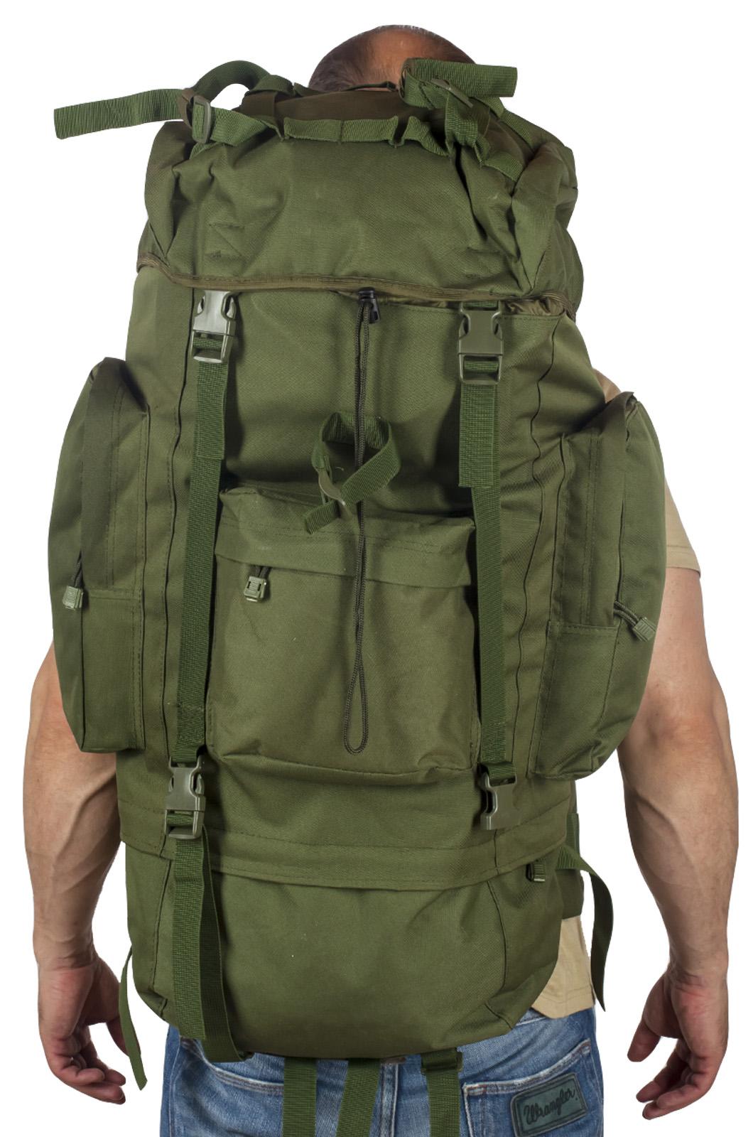Купить тактический военный рюкзак (хаки-олива)