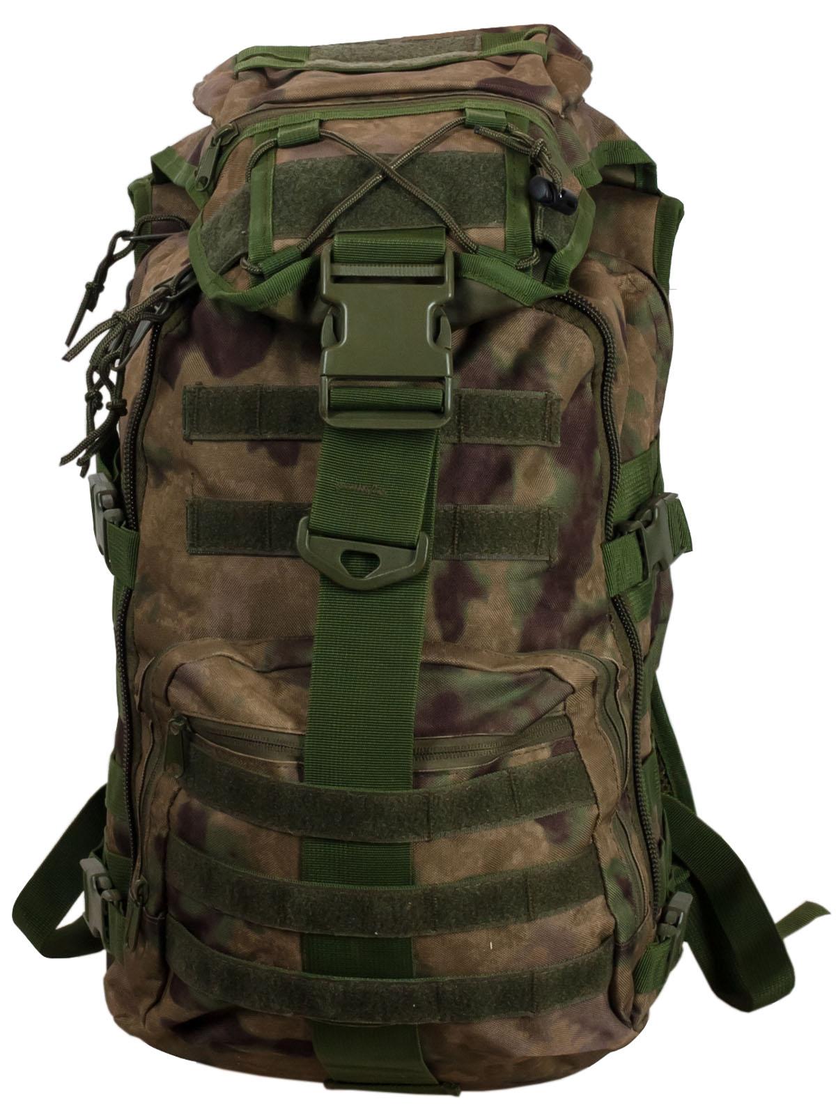 Купить тактический военный рюкзак камуфляж MultiCam A-TACS FG