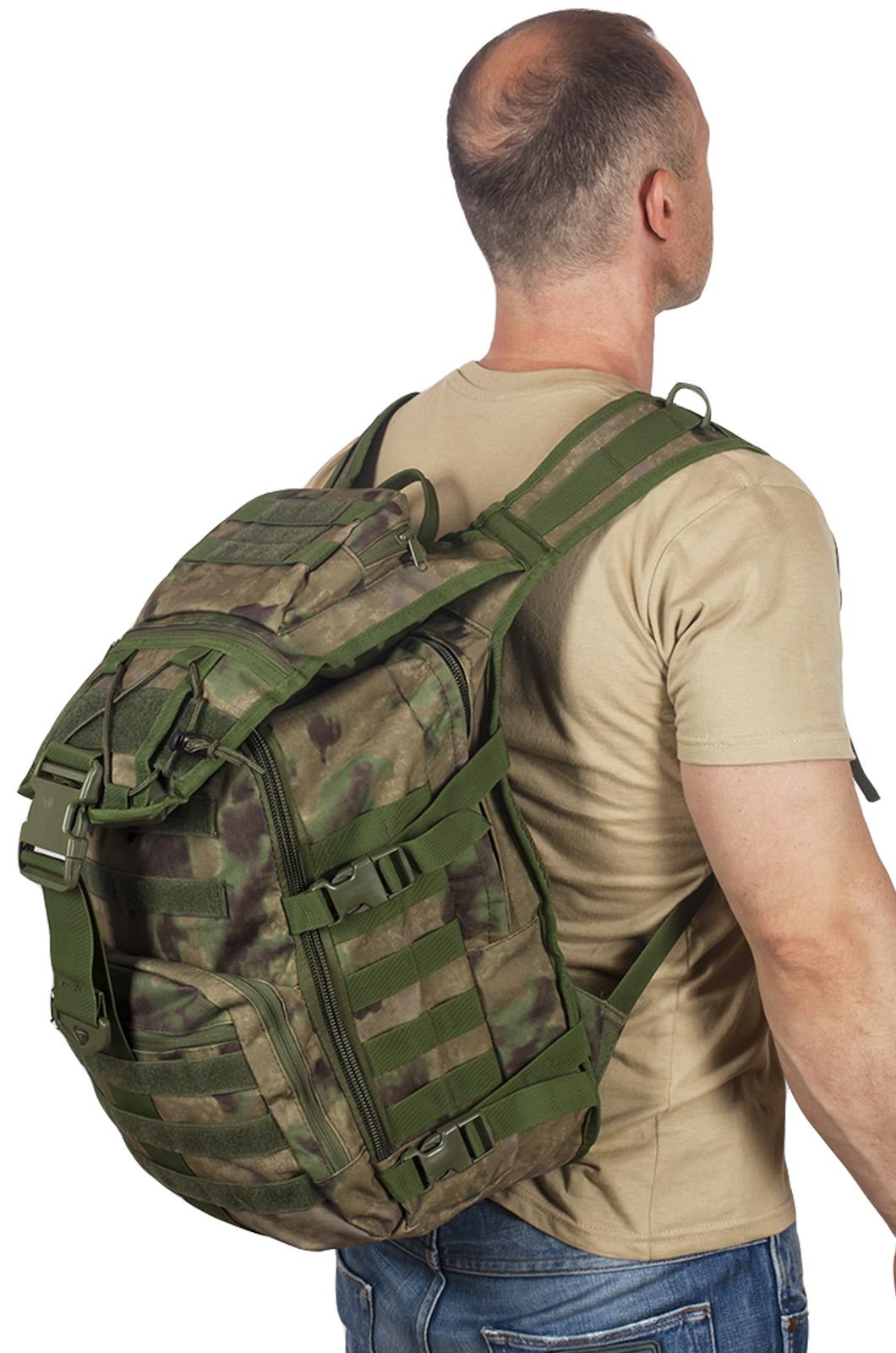 Тактический рюкзак A-TACS FG Camo 20L высокого качества