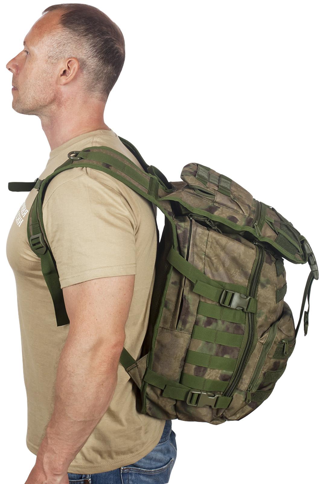 Заказать тактический рюкзак A-TACS FG Camo 20L