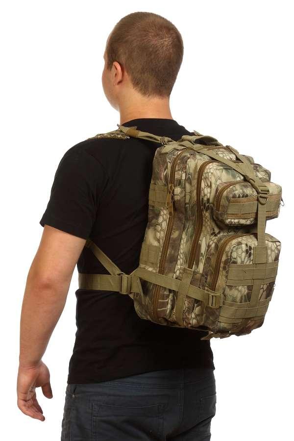 Тактический военный рюкзак Kryptek