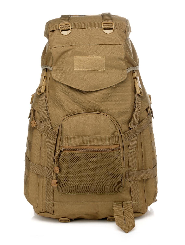 Тактический военный рюкзак MOLLE для туристов купить недорого