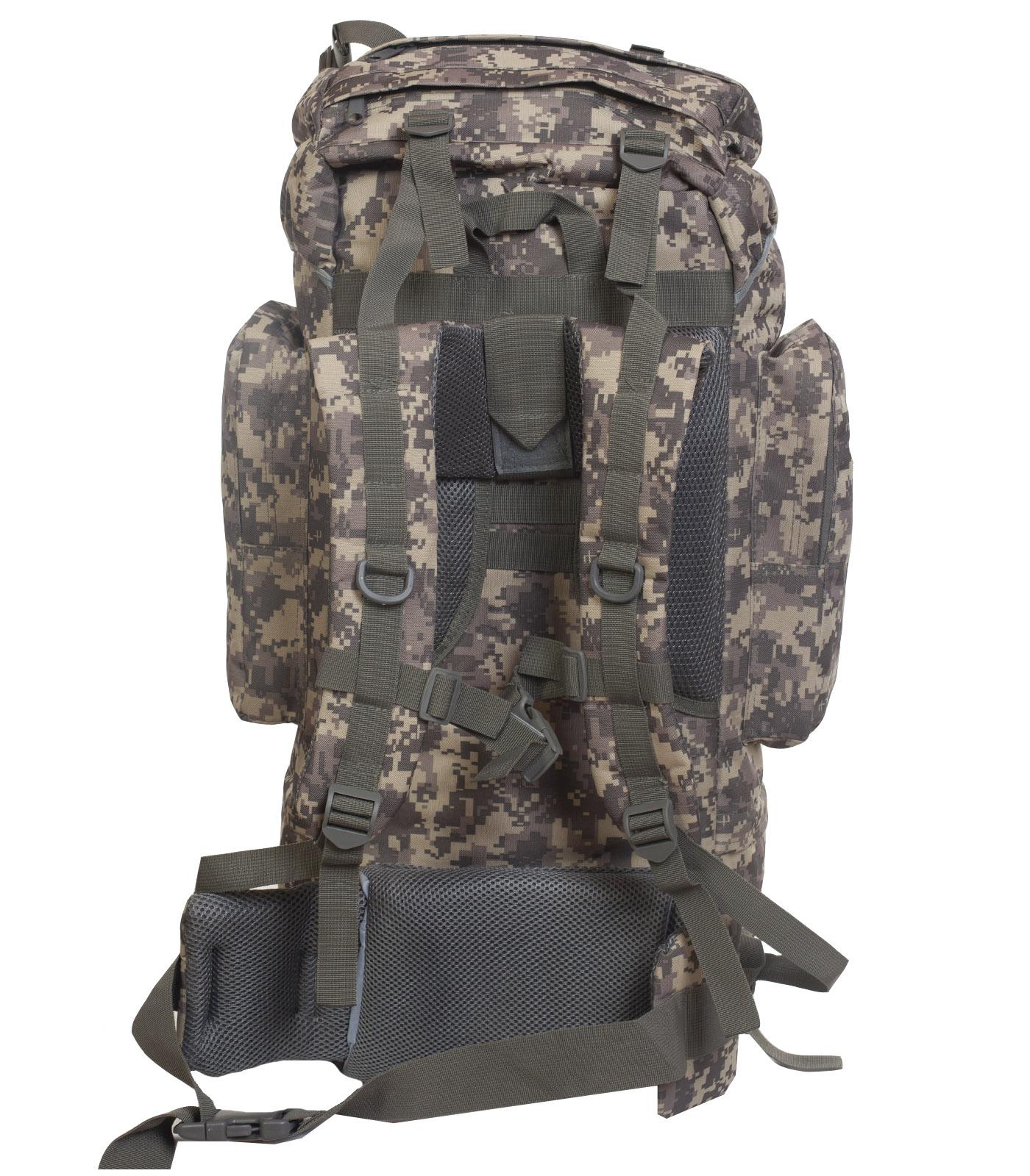 Тактический военный рюкзак с клапаном от дождя - оптом и в розницу