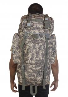 Тактический военный рюкзак с клапаном от дождя - заказать онлайн