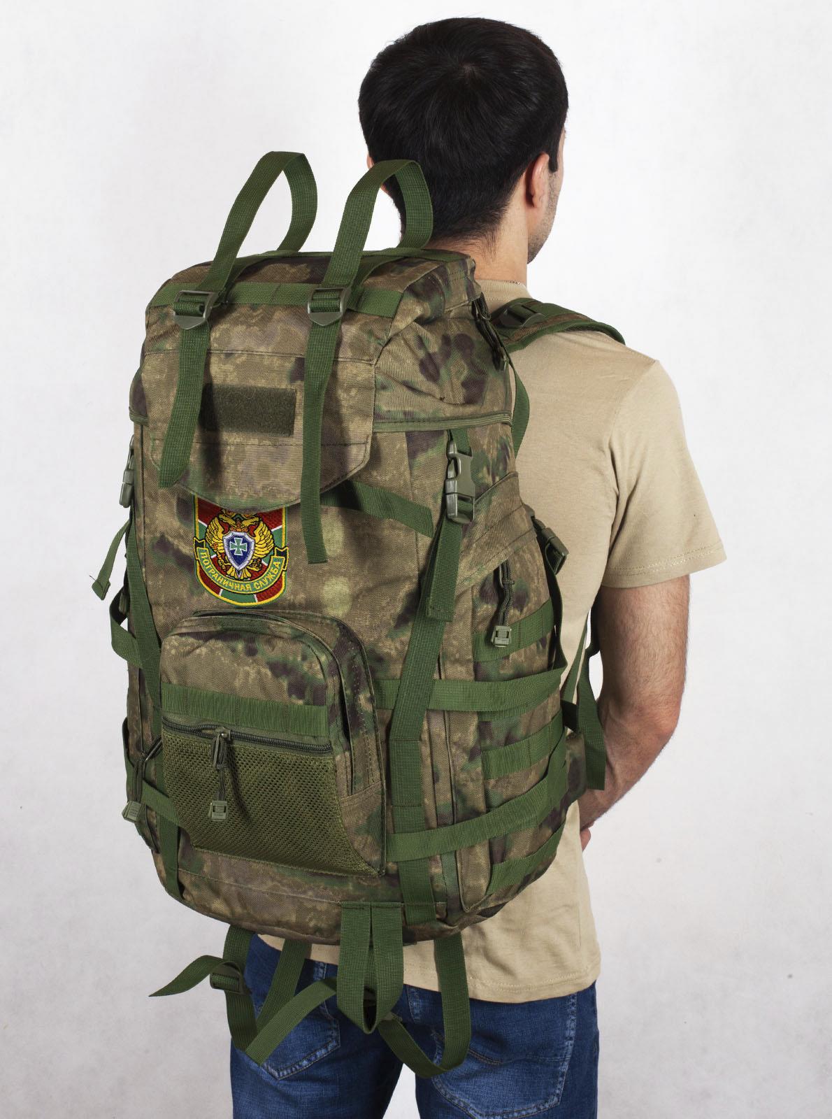 Тактический военный рюкзак MultiCam A-TACS FG Погранслужба - купить по низкой цене
