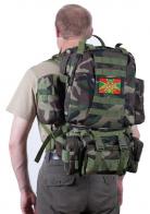 Тактический военный рюкзак с эмблемой ПОГРАНВОЙСК