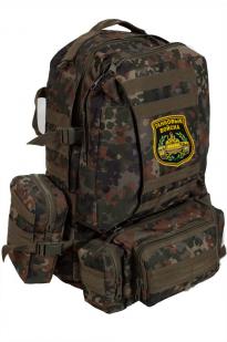 Тактический заплечный рюкзак с нашивкой Танковые Войска - купить онлайн
