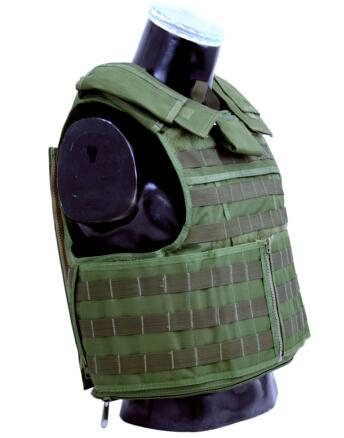 Тактический жилет-разгрузка хаки-олива