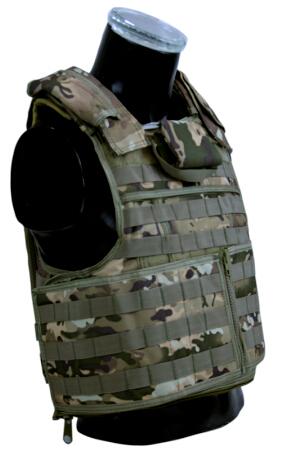 Тактический жилет-разгрузка камуфляж Multicam