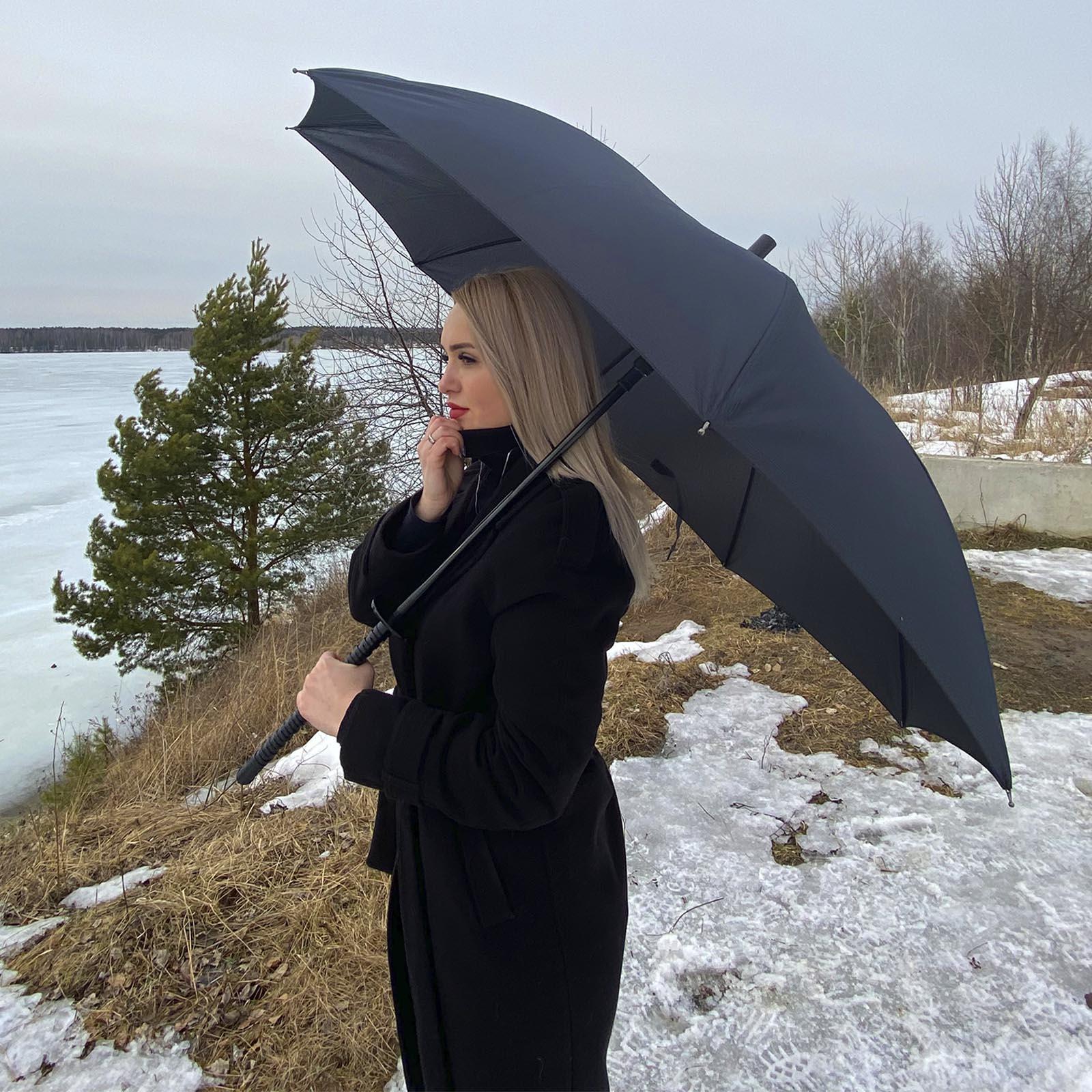 Тактический зонт Сойка-пересмешница.