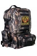 Тактический рюкзак US Assault  камуфляж Realtree с эмблемой СССР