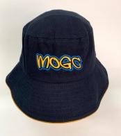 Темная летняя панама MOGC