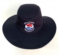 Темная летняя шляпа Hillcrest