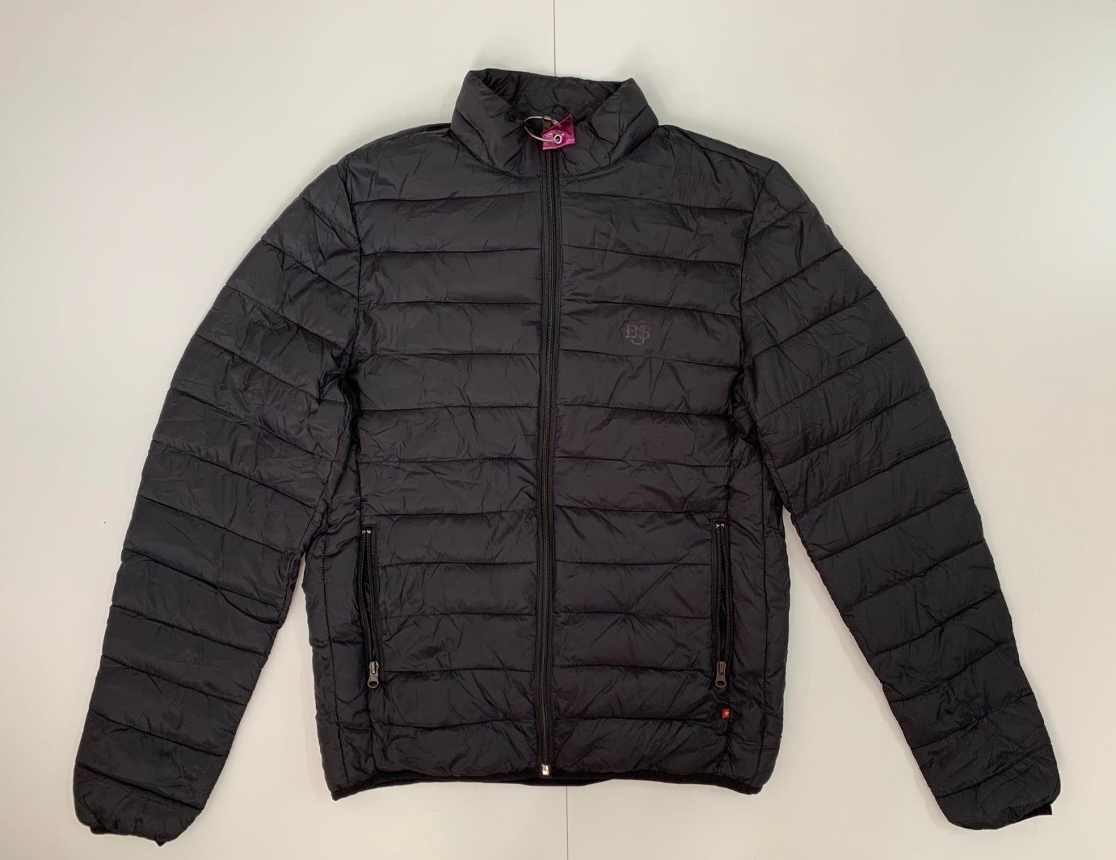 Темная мужская куртка от бренда BIG STAR