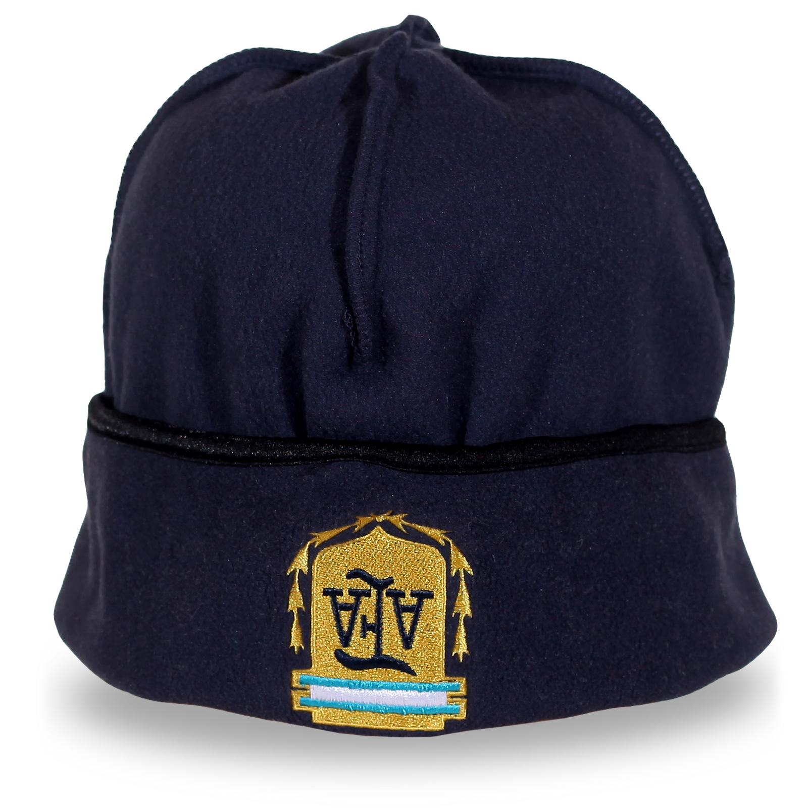 Темная шапка AEA
