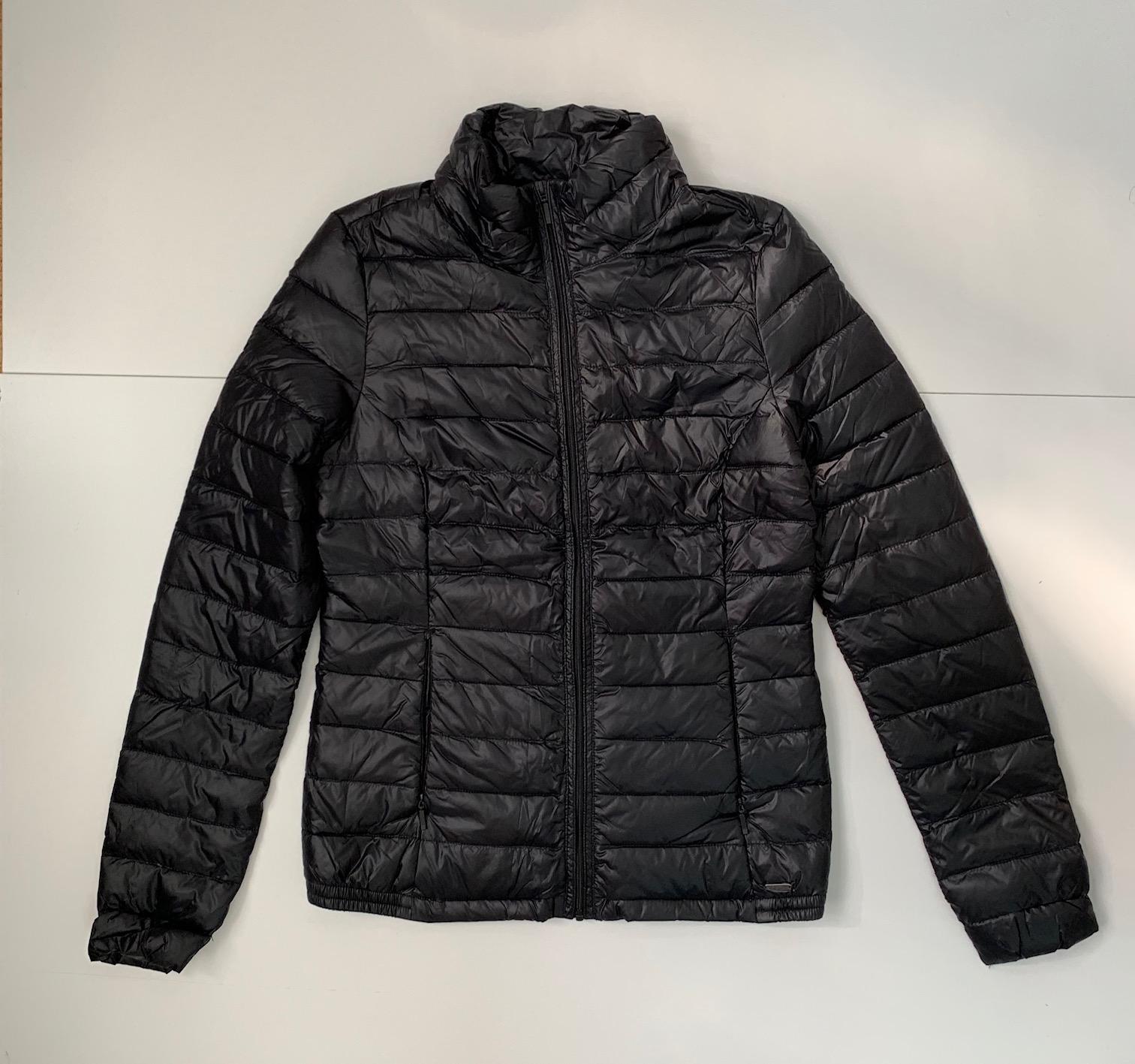 Темная женская куртка от America Todey