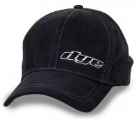 Темно-фиолетовая кепка от Dye.