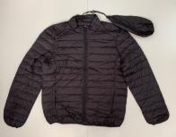 Темно-коричневая мужская куртка