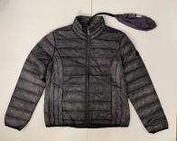 Темно-серая мужская куртка