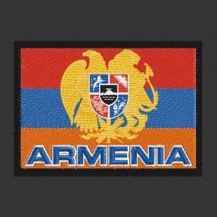 Тёмно-серый рюкзак Армения