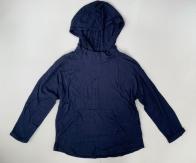 Темно-синее женское худи от BELDONA