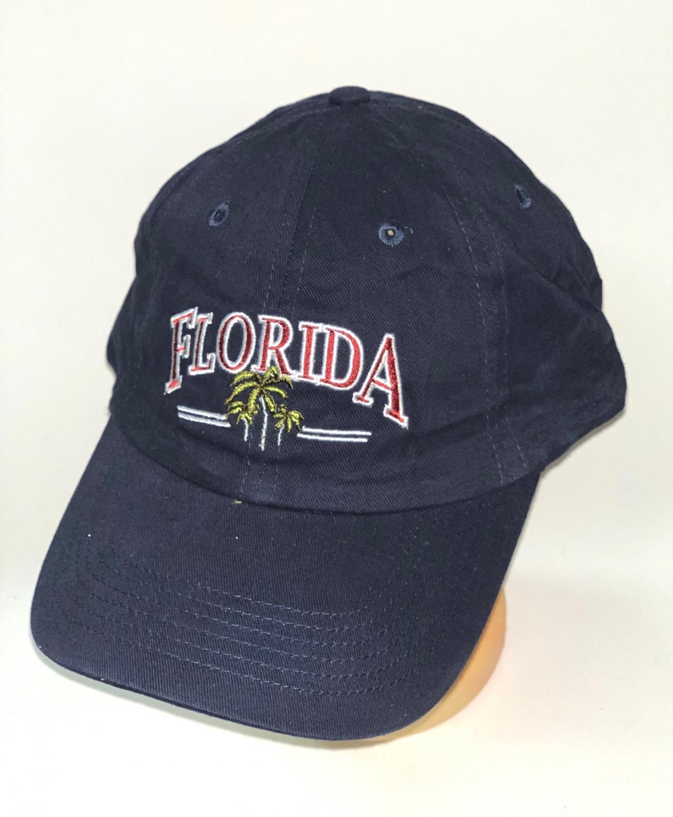 Темно-синяя бейсболка Florida