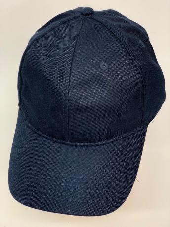 Темно-синяя бейсболка оригинальной текстуры