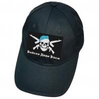 Тёмно-синяя бейсболка с нашивкой Войска Дяди Васи