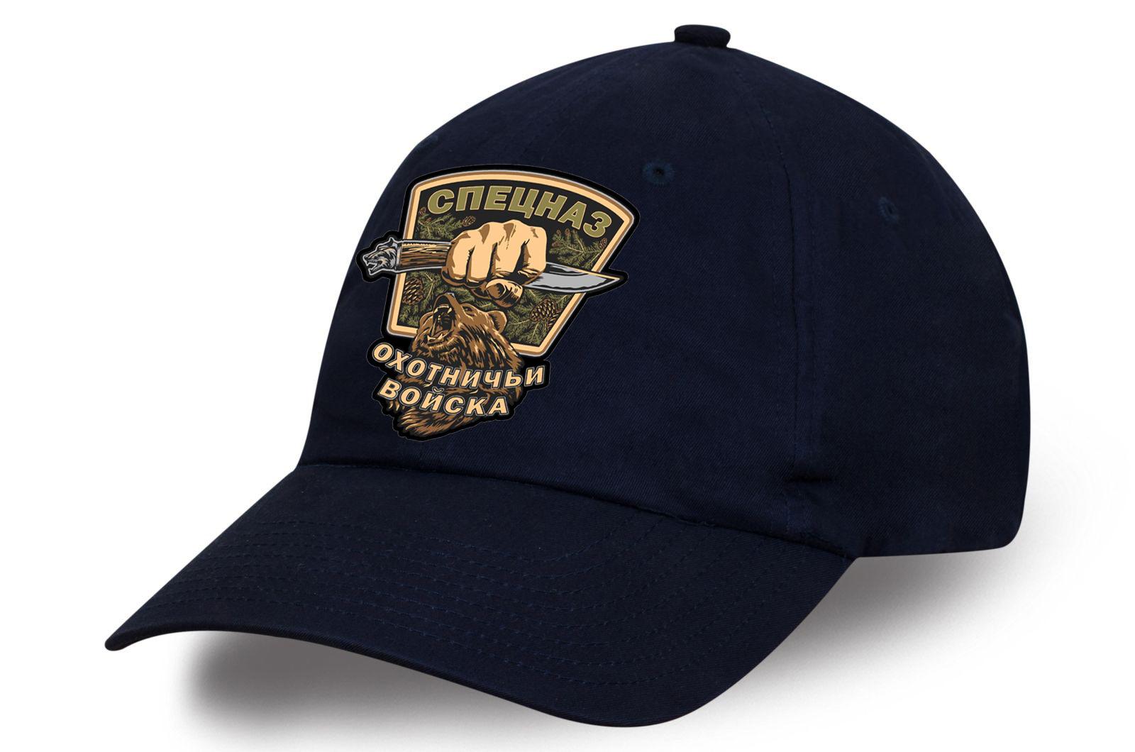 Темно-синяя кепка охотника - купить выгодно