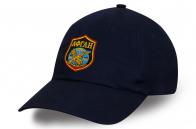"""Темно-синяя кепка с вышивкой """"Афган"""""""