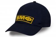 Темно-синяя кепка с вышивкой ВМФ