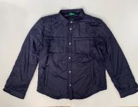 Темно-синяя легкая куртка для мужчин