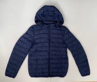 Темно-синяя мужская куртка от бренда Nagata