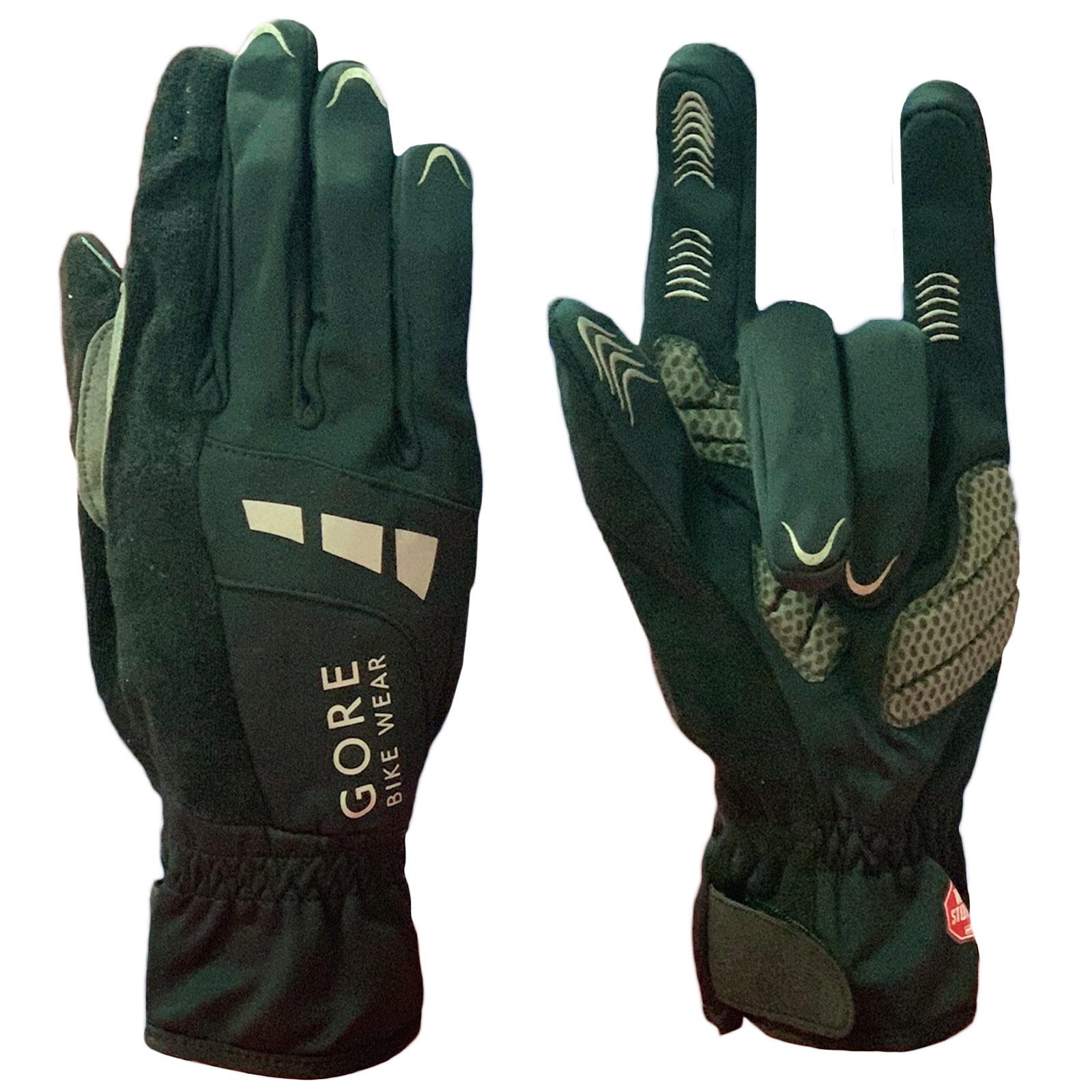 Чопперские эксклюзивные перчатки от Gore Bike Wear