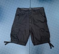 Темные мужские шорты от Brandit