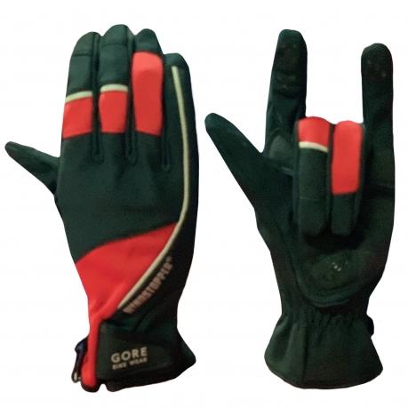 Эксклюзивные перчатки от Gore Bike Wear с яркими вставками