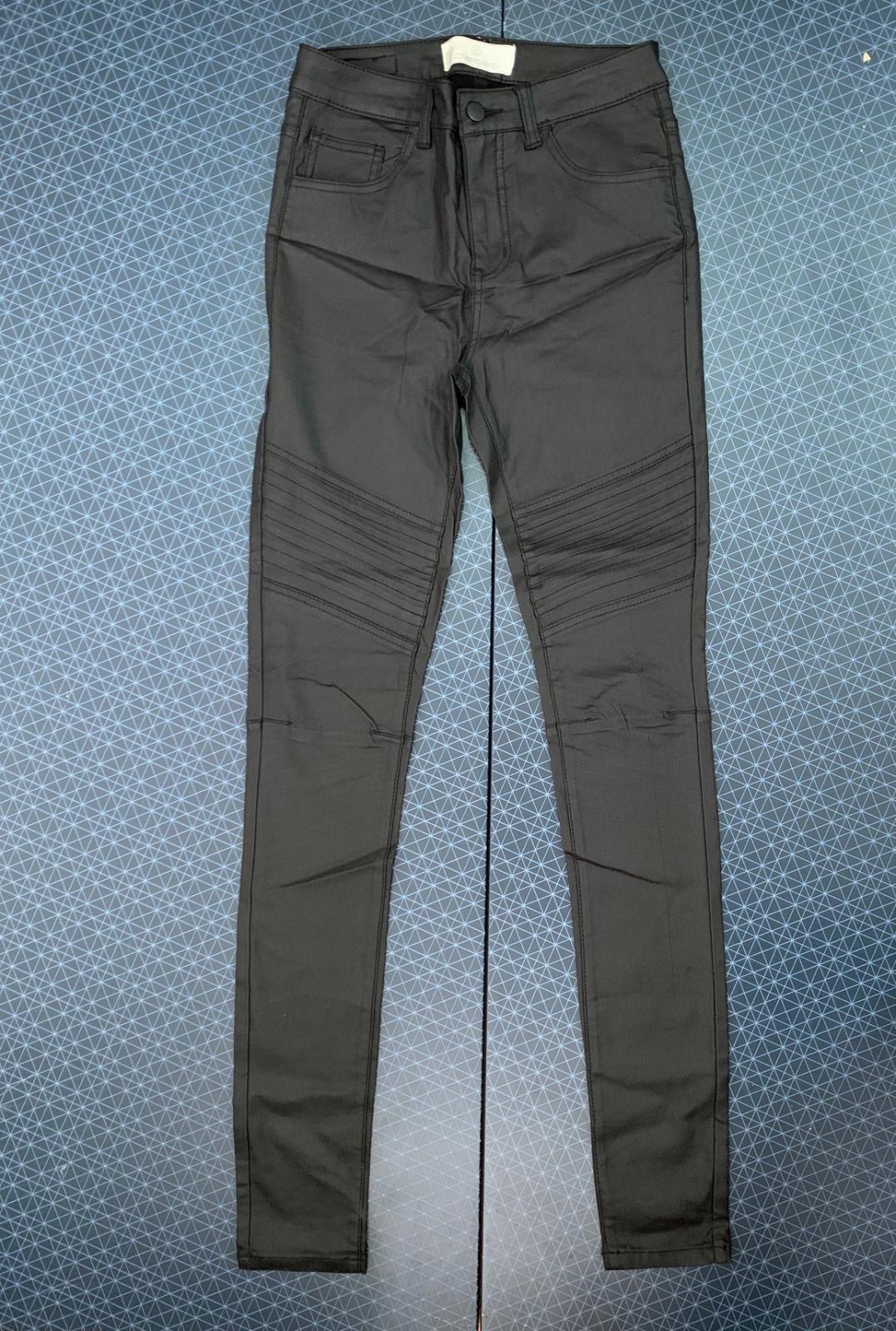 Темные женские брюки от PIECES