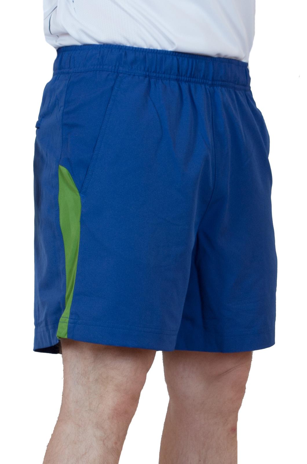 Теннисные шорты для мужчин - вид сбоку