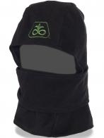 Теплая флисовая балаклава будет уместна на велогонках в холодную погоду. Полный отменный комфорт по минимальной цене. Не купишь, не оценишь!