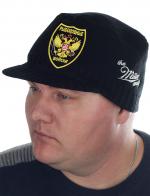 Теплая кепка Miller Way с дорогой сердцу эмблемой «Рыболовные войска»