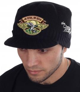 Теплая мужская кепка от бренда Miller Way - купить с доставкой