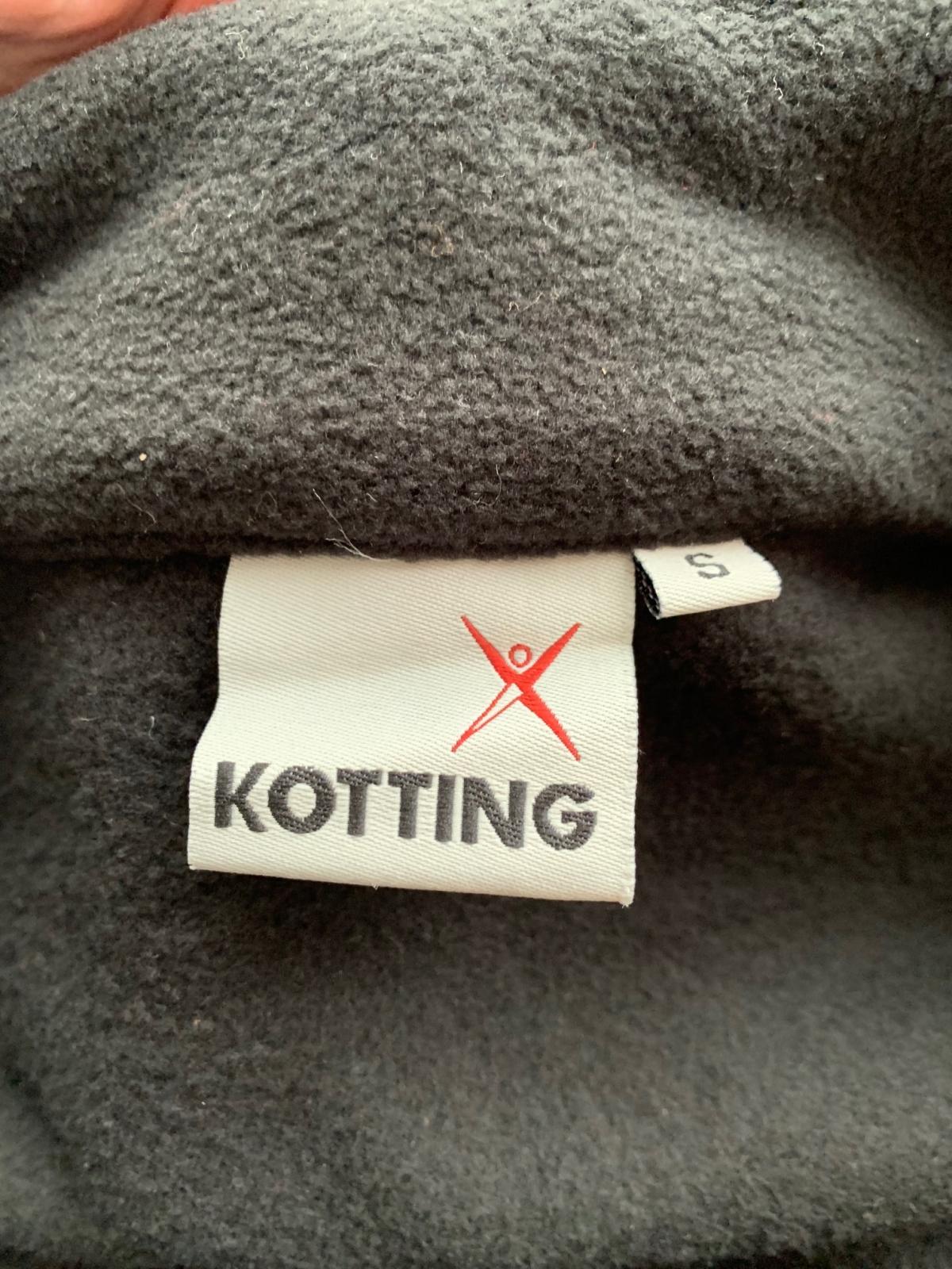 Теплая мужская толстовка на молнии Kotting (Чили)